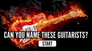 The uDiscover Guitarists uQuiz