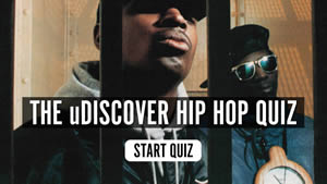 The uDiscover Hip Hop Quiz