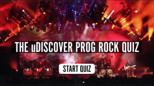 The uDiscover Prog Rock uQuiz